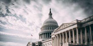 Capitol Hill Washington dc US Gov รัฐบาลสหรัฐ