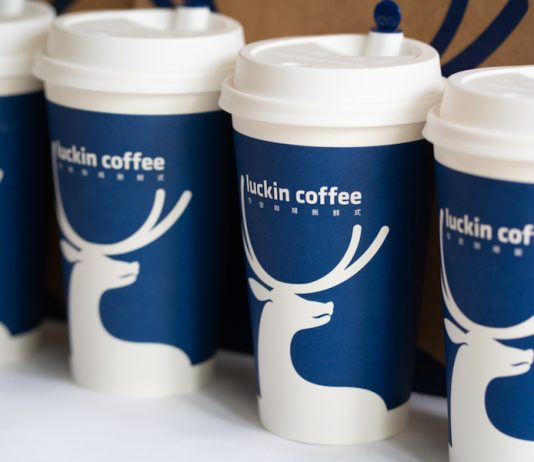 Luckin Coffee China
