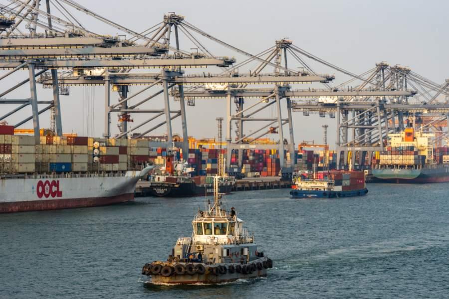 ท่าเรือแหลมฉบัง Thailand Port