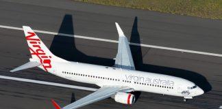 Virgin Australia เวอร์จิ้น ออสเตรเลีย