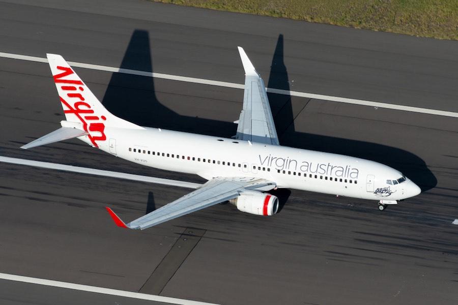 สายการบิน Virgin Australia ล้มละลาย แถมมีหนี้ก้อนโต 1 แสนล้านบาท