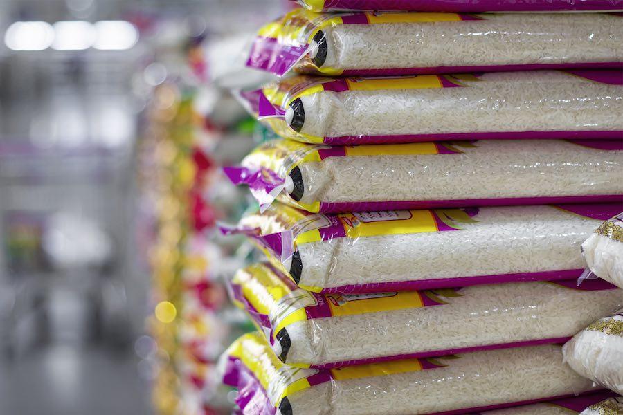 Thai Rice ข้าวถุง ข้าวสาร
