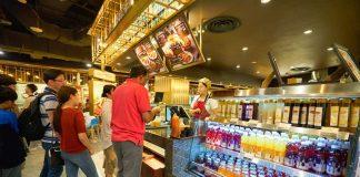 Singapore Cafe ร้านอาหาร สิงคโปร์