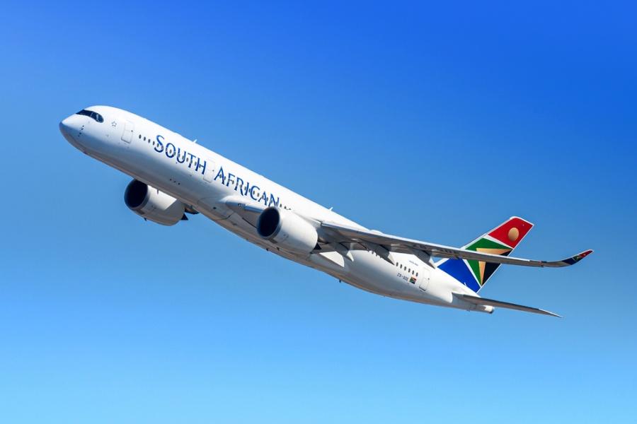 South African Airlines สายการบินแอฟริกาใต้