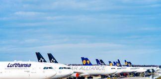Lufthansa สายการบินลุฟต์ฮันซา