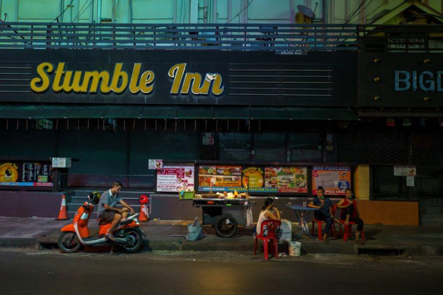 Bangkok Thailand COVID-19 Hotel Closing TMB