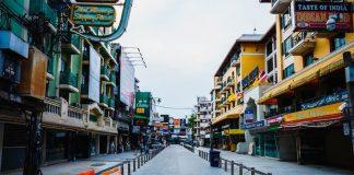 Bangkok Thailand COVID-19