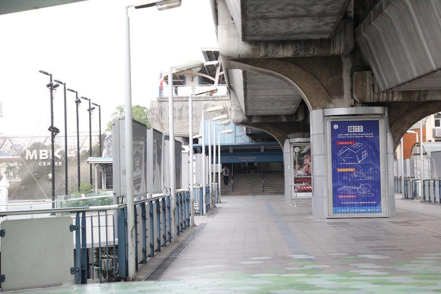 Bangkok COVID-19 Silent