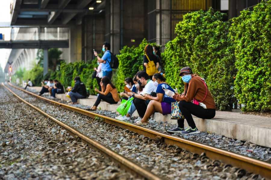 Bangkok Workers COVID-19 แรงงาน