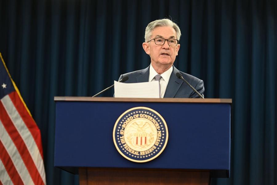 Jerome Powell เจอโรม พาวเวล ประธานธนาคารกลางสหรัฐ (Fed)