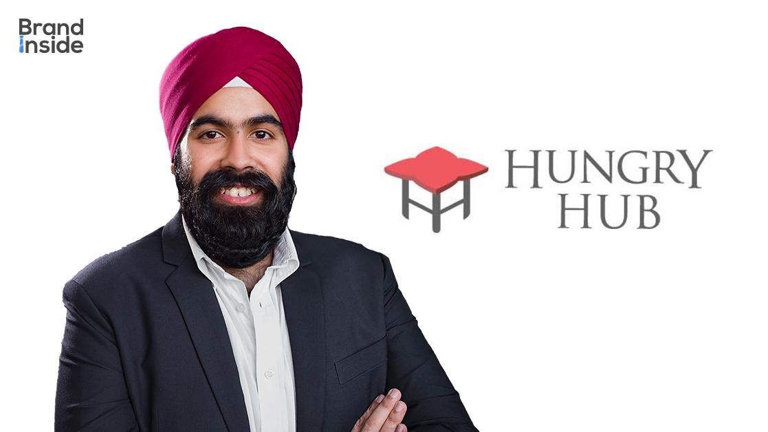 คุณสุรสิทธิ์ สัจจะเดว์ เจ้าของ Hungry Hub