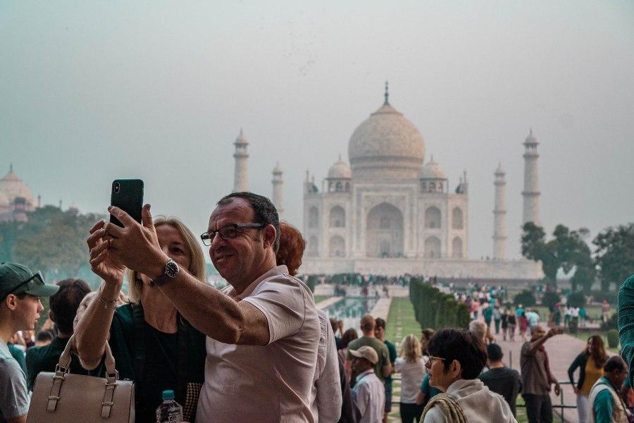 Taj Mahal India อินเดีย ทัชมาฮาล