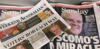 หนังสือพิมพ์ ออสเตรเลีย Australia Newspaper