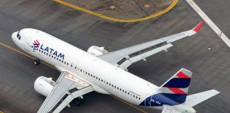 LATAM Airlines ลาตัม แอร์ไลน์