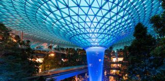Jewel Changi Singapore