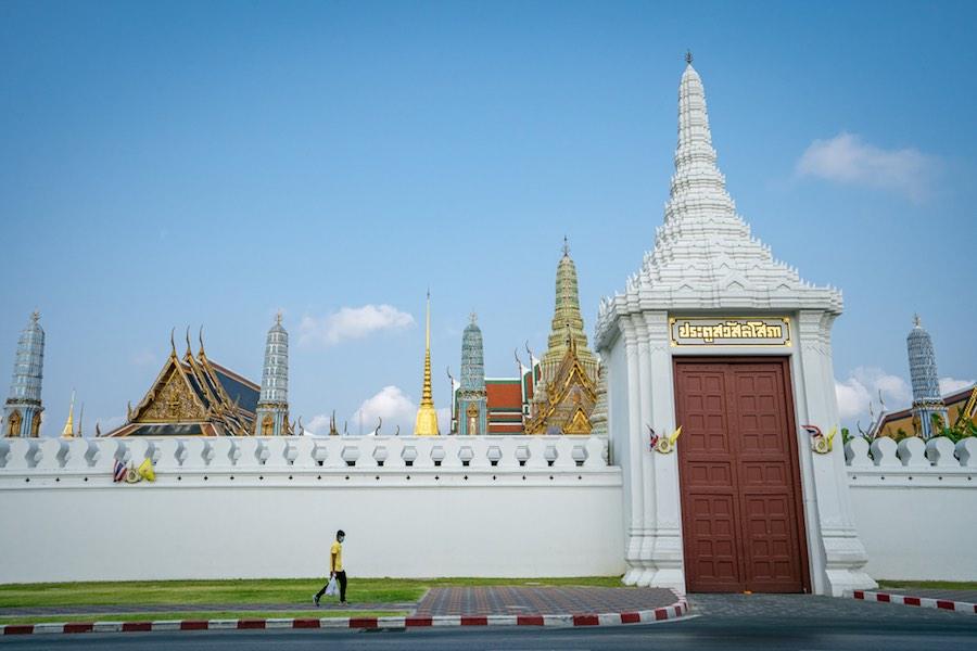 Bangkok Palace Thailand 2020