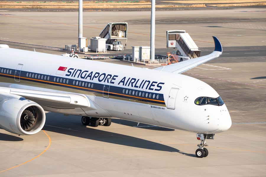 Singapore Airlines สิงคโปร์แอร์ไลน์