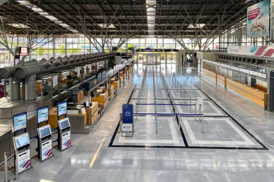 Stuttgart Airport COVID-19 2020