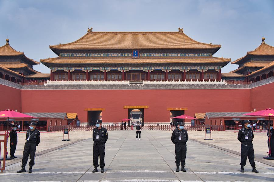 Beijing May 2020 COVID-19