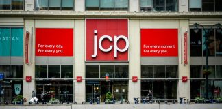 J.C. Penney (JCPenney) USA Store Close