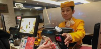 Chinese Payment Mobile Payment
