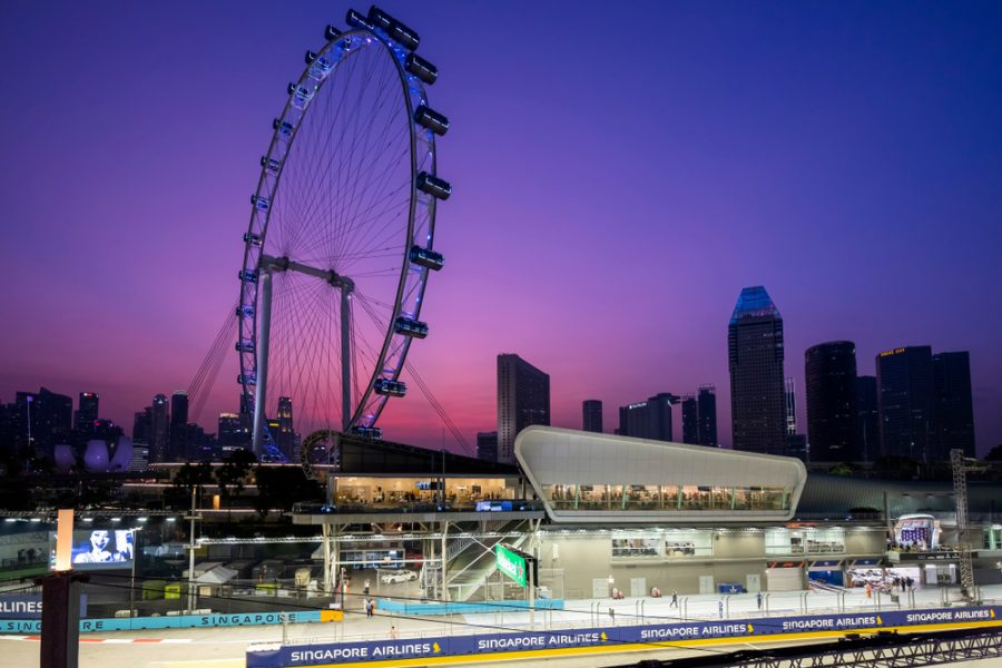 Formula 1 F1 Singapore