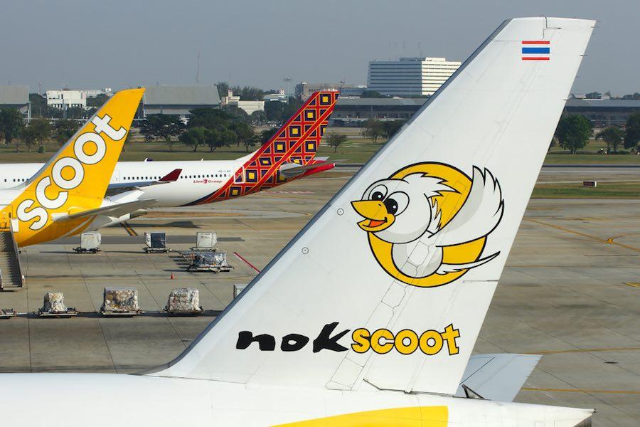 NokScoot นกสกู๊ต