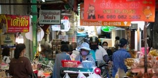 Thai economy