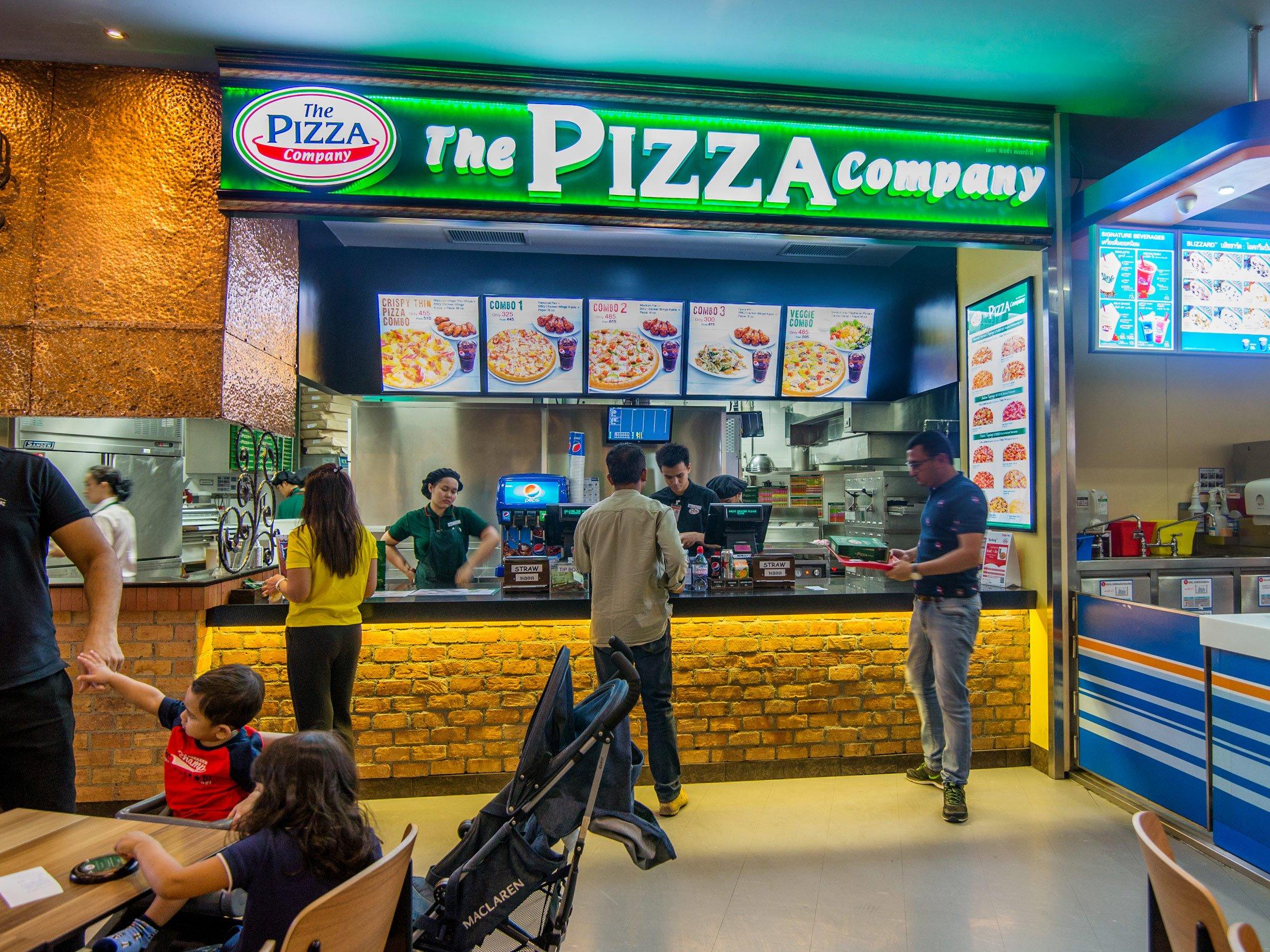 The Pizza Company ปี 2021 ชะลอการเปิดสาขาเพิ่ม กลับมาเน้นเดลิเวอรีอีกครั้ง