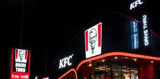 KFC เคเอฟซี ไก่ทอด
