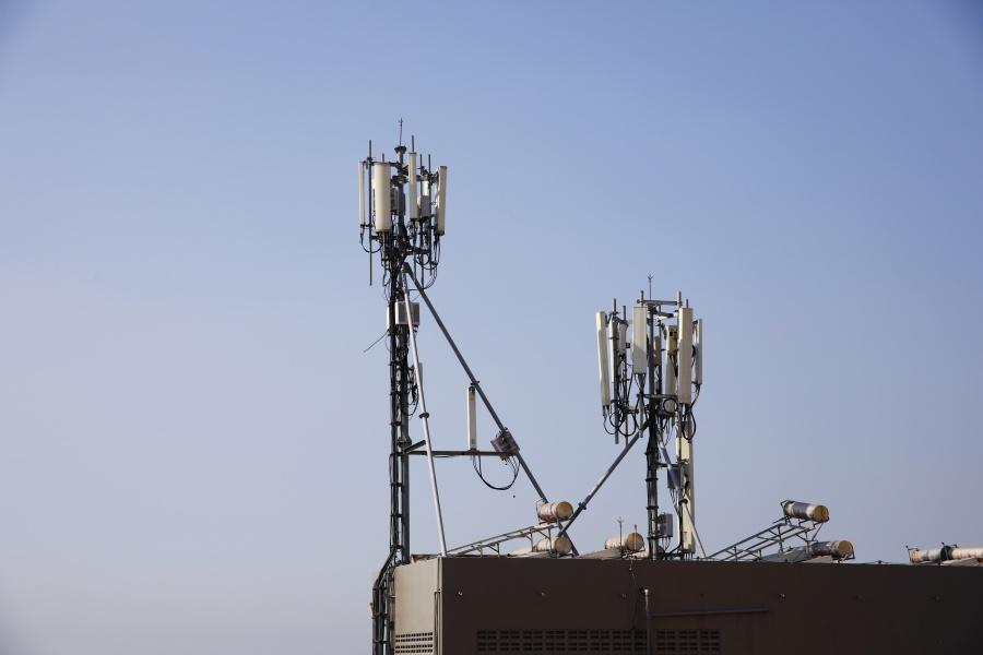 Telecom Tower Cell-Site เสาโทรศัพท์มือถือ