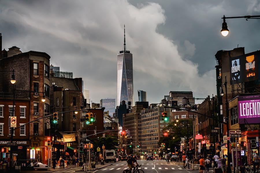 New York 2020 USA นิวยอร์ก สหรัฐ