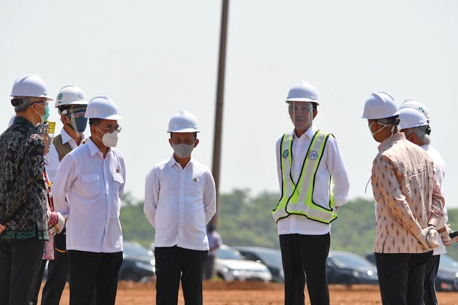 Jokowi Indonesia President ประธานาธิบดี อินโดนีเซีย