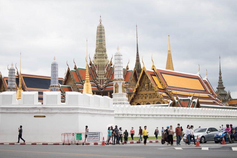 Thailand Royal Palace Bangkok กรุงเทพ พระบรมมหาราชวัง