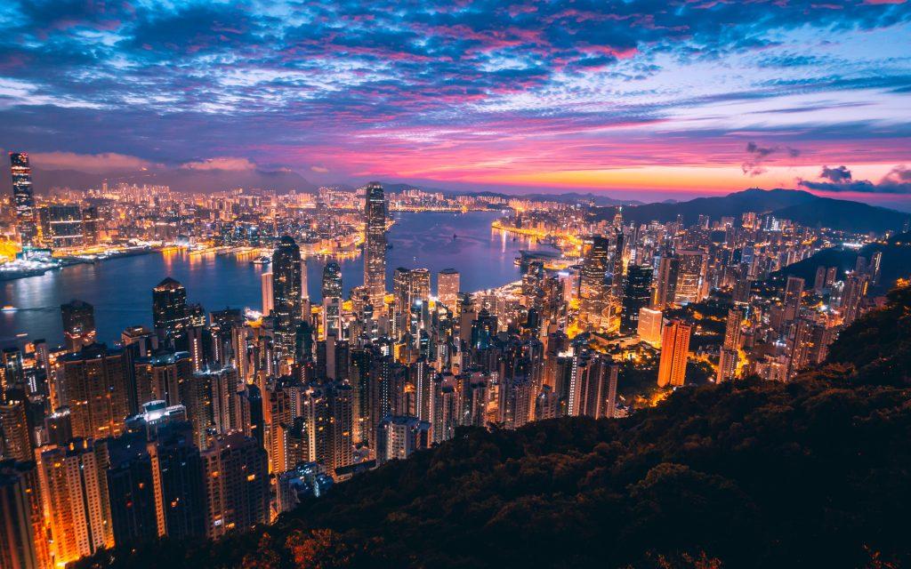ฮ่องกง Hong Kong