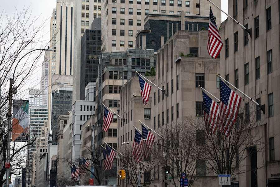 ธงชาติสหรัฐอเมริกา US National Flag USA