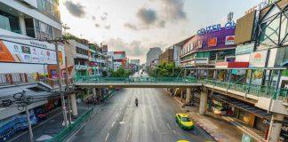 Bangkok Thailand กรุงเทพมหานคร