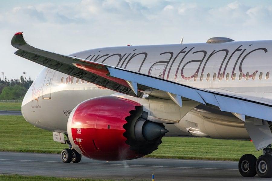 Virgin Atlantic เวอร์จิน แอตแลนติก