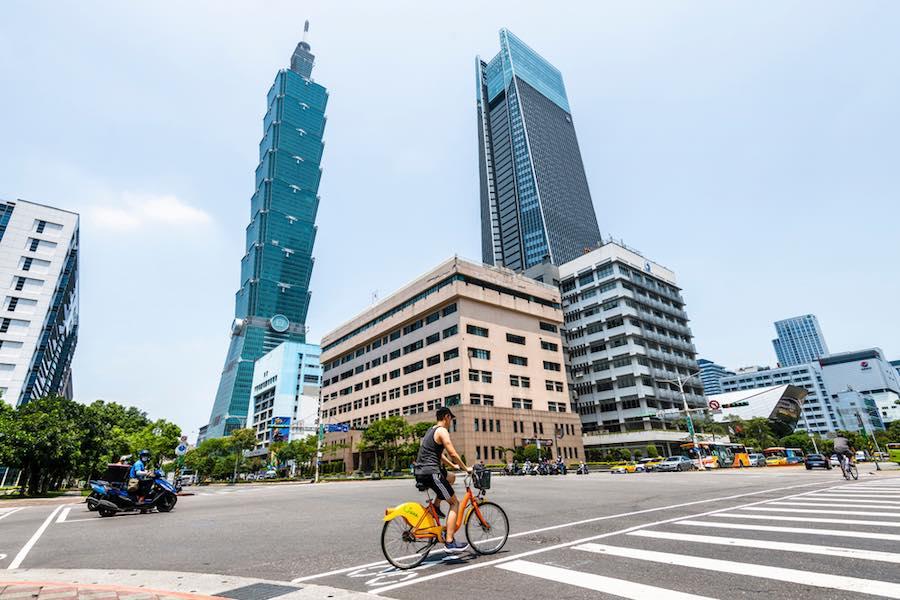 Taipei Taiwan ไทเป ไต้หวัน