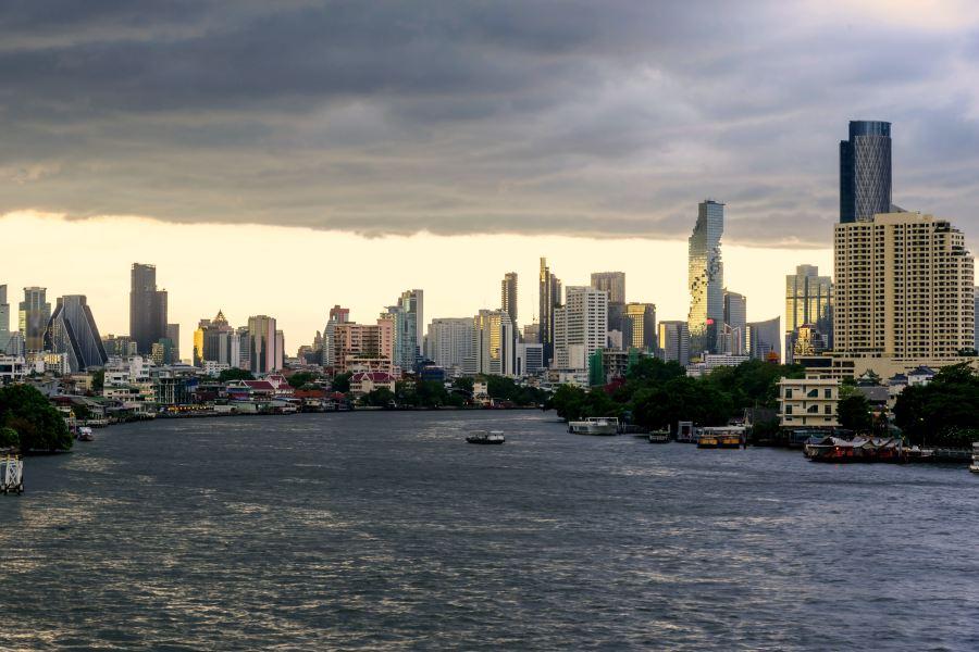 Bangkok Thailand กรุงเทพ ประเทศไทย