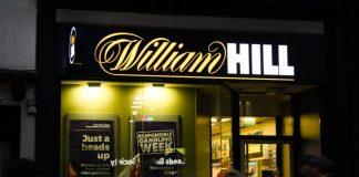 William Hill วิลเลี่ยม ฮิลล์ ร้านรับพนัน