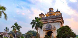 Vientiane Laos เวียงจันทน์ ประเทศลาว