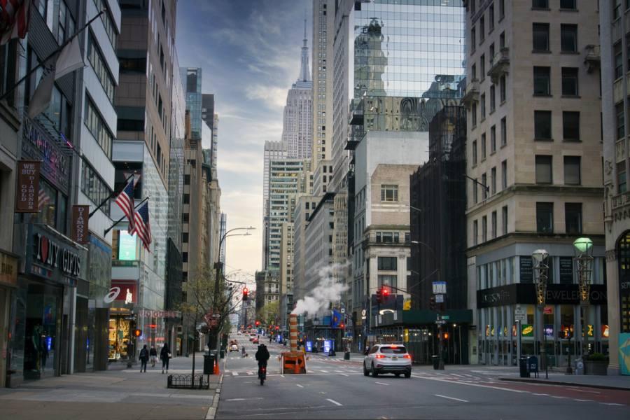 New York City USA นิวยอร์ก สหรัฐอเมริกา