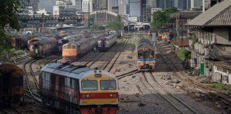 State Railway of Thailand การรถไฟแห่งประเทศไทย