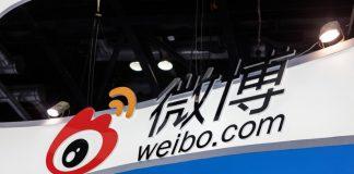 Sina Weibo เวยป๋อ
