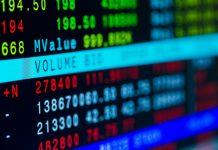 Stock Trading จอซื้อขายหุ้น