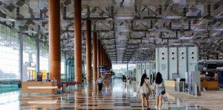 Singapore Changi Airport สนามบินชางงี สิงคโปร์