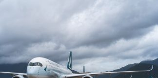 Cathay Pacific คาเธ่ย์แปซิฟิค
