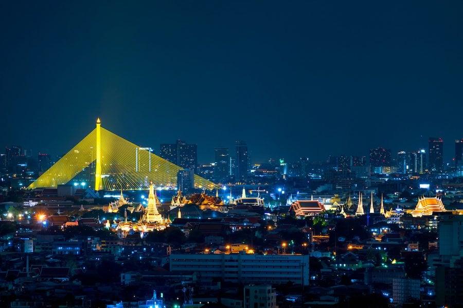 Bangkok กรุงเทพ