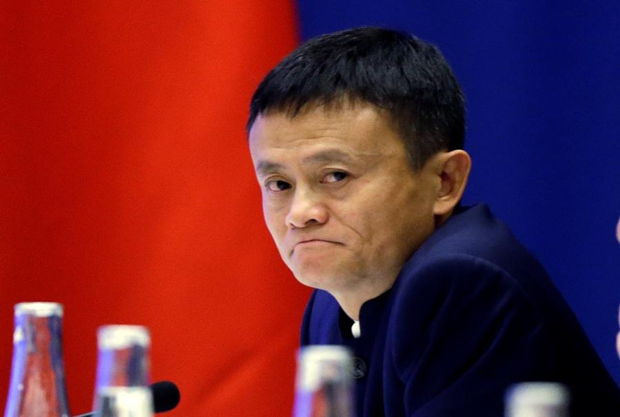 Jack Ma, Ant Group